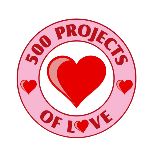 500 Projects of Love