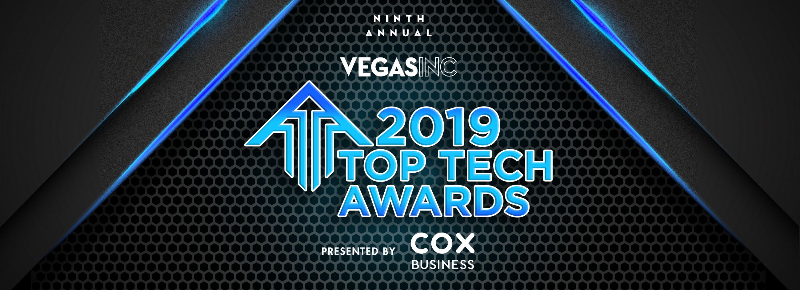 Vegas Top Tech Header